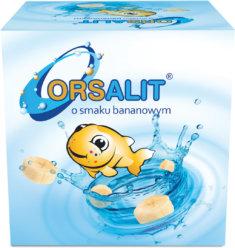 ORSALIT® o smaku bananowym