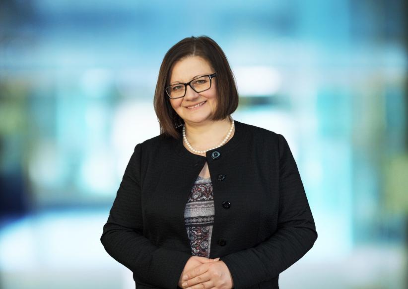 dr n. biol. Aleksandra Mikołajczyk-Cichońska